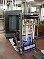 Rolling Translight Fabrication - CRTL Workshop - NCSM - Kolkata 2003-09-06 00142.JPG