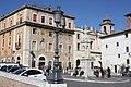 Rom, der Platz Piazza di San Bartolomeo all'Isola.JPG