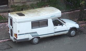 Citroën C15 - Romahome conversion
