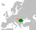 Romania Slovakia Locator.png