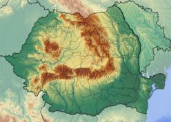 Vöröstoronyi-szoros  (Románia)