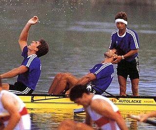 Dumitru Răducanu Romanian rower