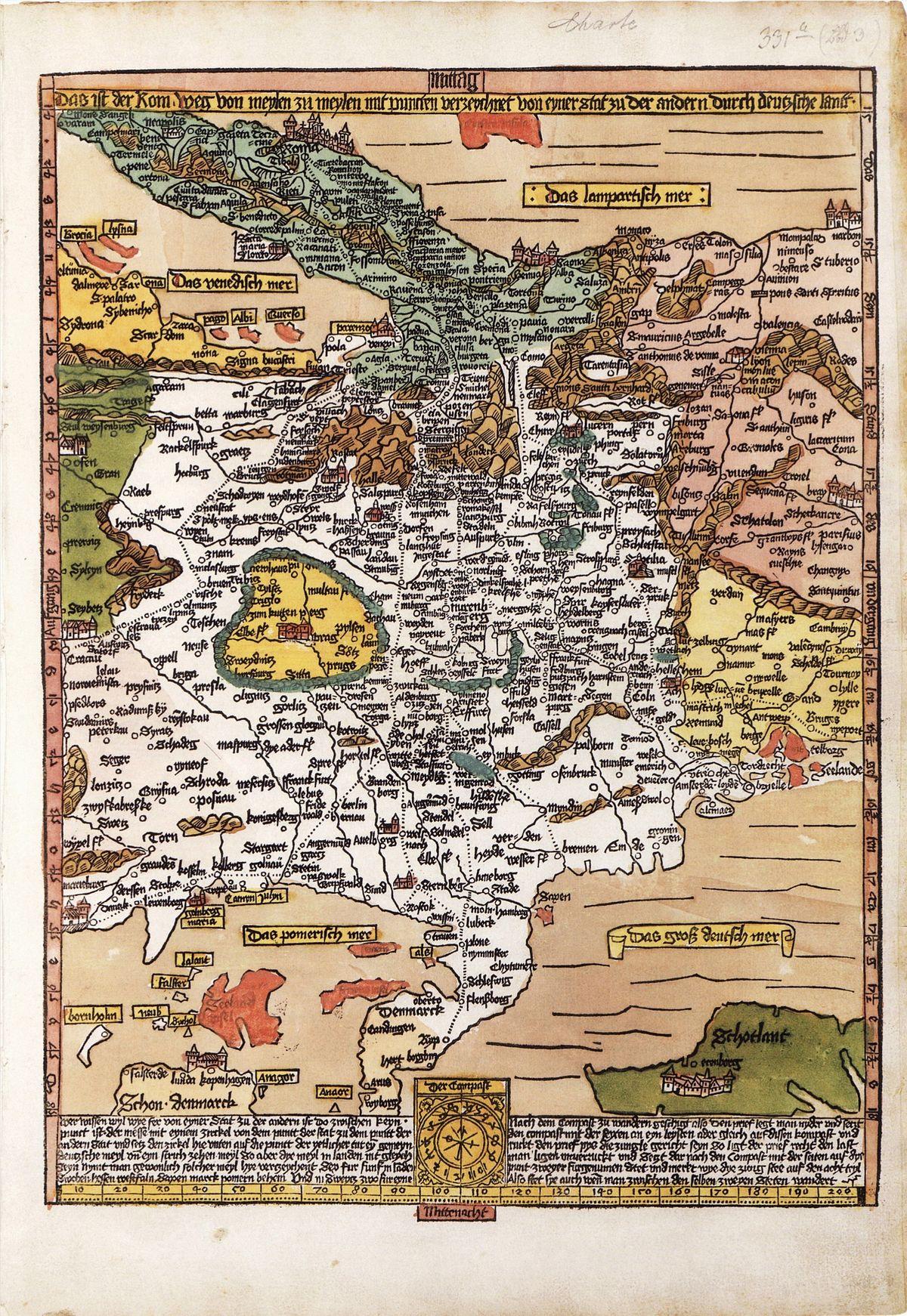 Erhard Etzlaub Erhard Etzlaub Wikipedia