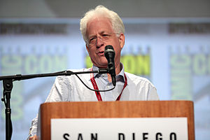 "Animation Show of Shows - Ron Diamond speaking at the 2014 San Diego Comic Con International, for ""Animation Show of Shows"", at the San Diego Convention Center in San Diego, California."
