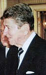 """Ronald Reagan at the first Producers Guild of America's """"Golden Laurel Awards"""".jpg"""