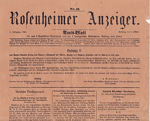 Rosenheimer Anzeiger vom 2. Oktober 1864.jpg