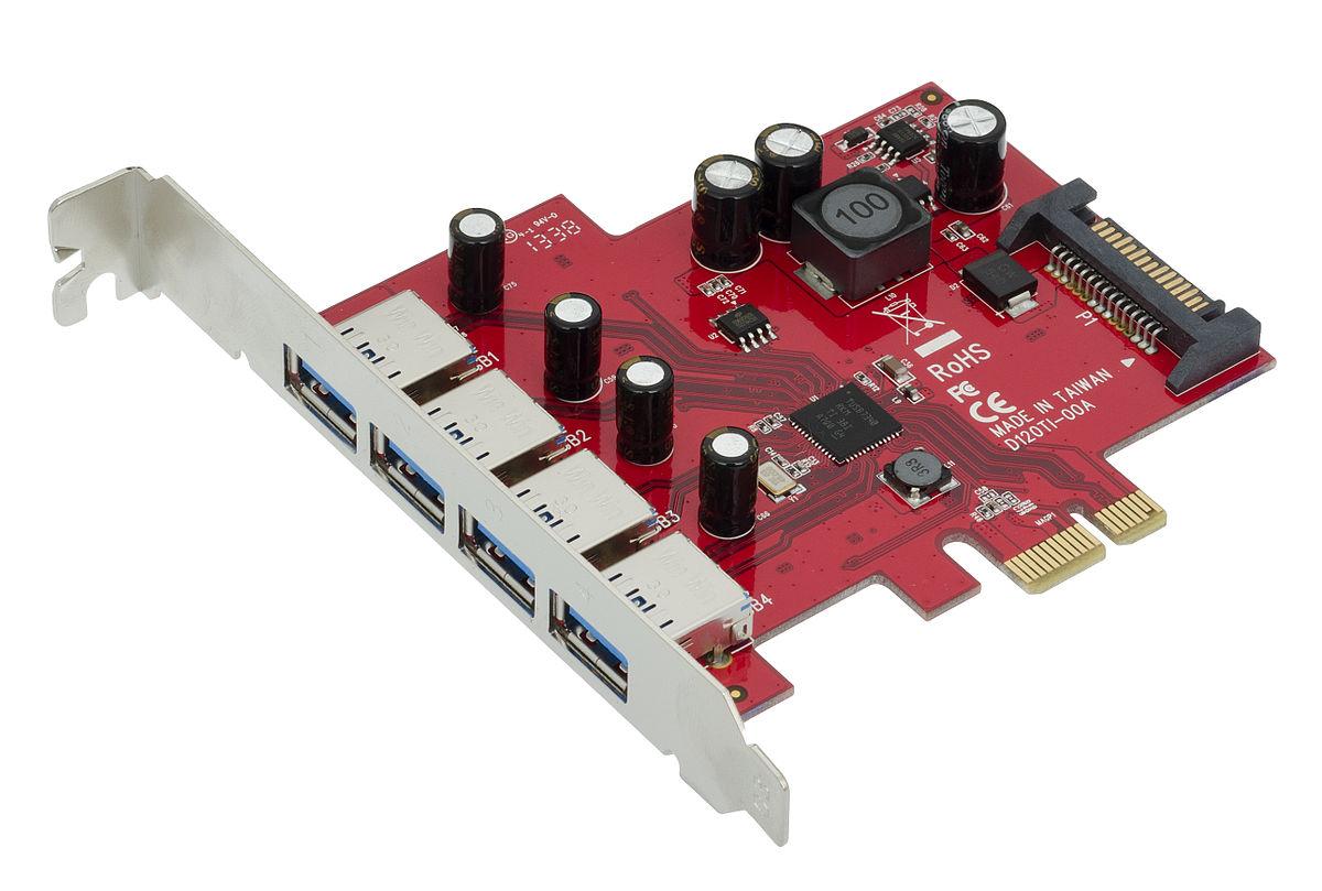 Oodelay PE-134 eSATA III 6Gbps 4 Ext Port PCI-e Host Controller for Mac//PC Port Multiplier Capable