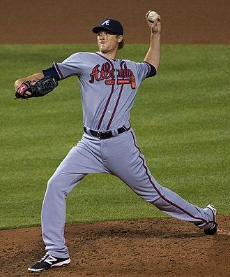 Ross Detwiler - Detwiler with the Atlanta Braves