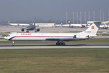 Iljuschin Il-62 – Wikipedia Самолет Путина