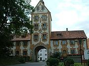 Rot an der Rot Abbey upper gate