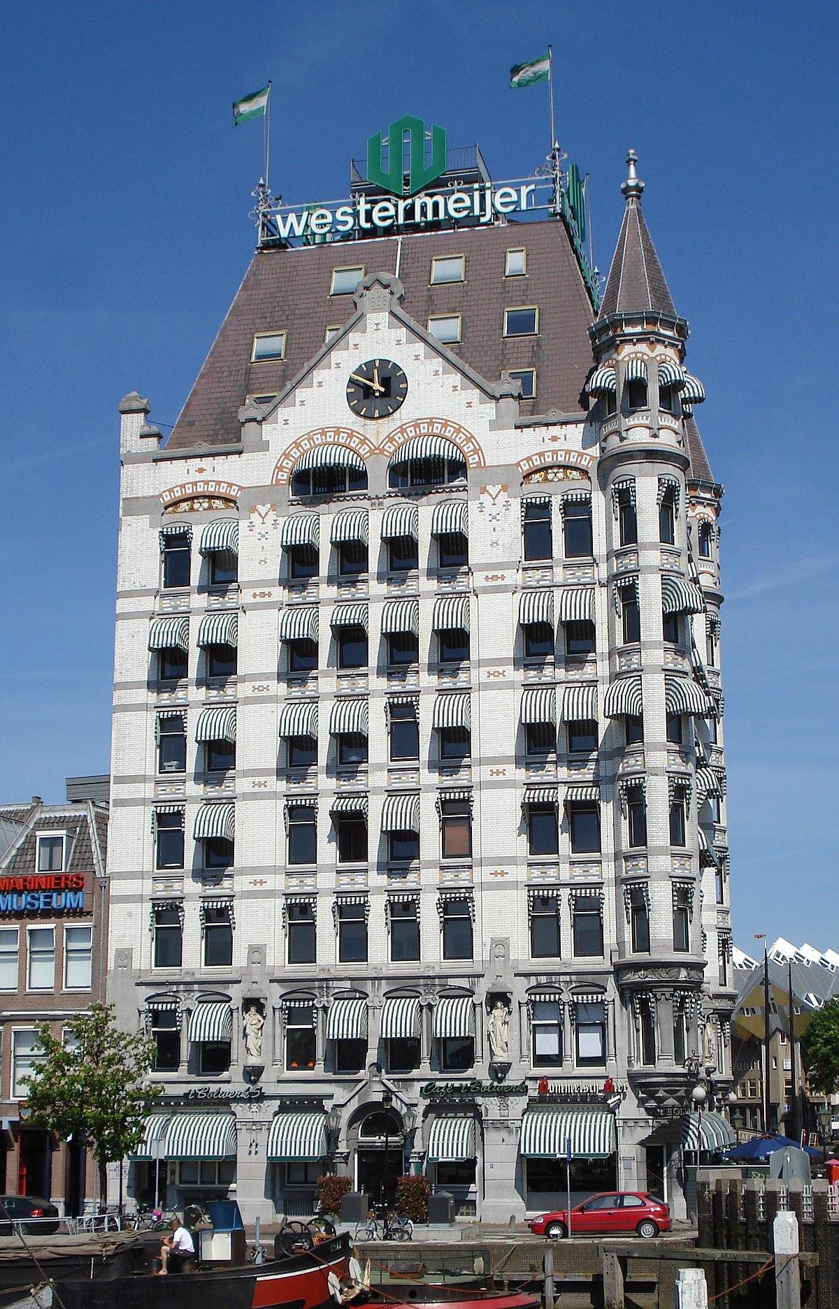 witte huis rotterdam wikipedia