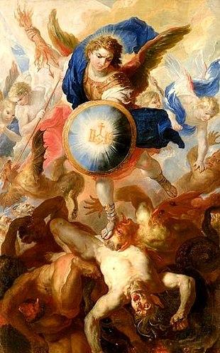 San Michele Data Calendario.Arcangelo Michele Wikipedia