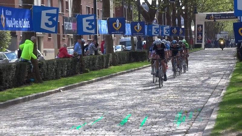 File:Roubaix - Paris-Roubaix, le 13 avril 2014 (A10).ogv