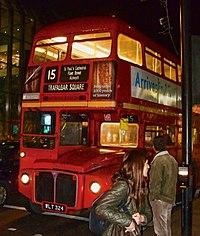 Routemaster RM324 (WLT 324), 23 December 2012.jpg