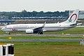 Royal Air Maroc, CN-RGN, Boeing 737-8B6 (16269354038).jpg