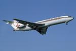 Royal Air Maroc Boeing 727-200Adv CN-RMP LHR 1983-2-18.png