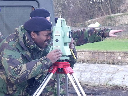 Royal Engineers' Surveyors in Europe - Royal Engineers