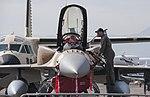 Royal Moroccan Air Force F-16 - 2016 Marrakech Airshow.jpg