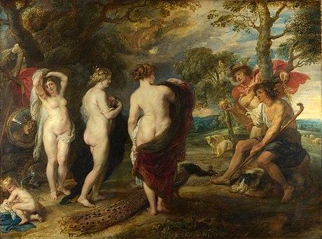 http://upload.wikimedia.org/wikipedia/commons/thumb/1/19/Rubens_-_Judgement_of_Paris.jpg/460px-Rubens_-_Judgement_of_Paris.jpg