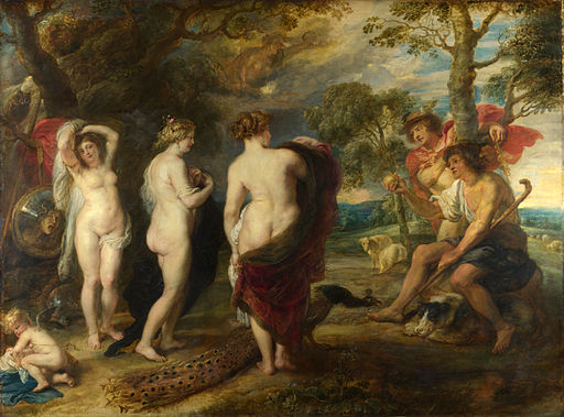 Rubens - Judgement of Paris