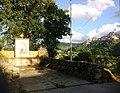 Ruderi cappella San Pietro in Roccadaspide.JPG