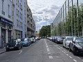 Rue Claudius Collonge (Lyon) en octobre 2020.jpg
