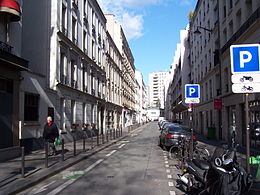 Image illustrative de l'article Rue de la Véga