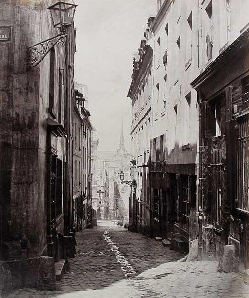 Fichier:Rue des Carmes (1869).jpg