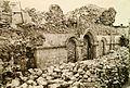 Ruins of Tiferes Yisrael synagogue, Jerusalem 1967.jpg