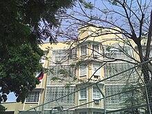 sydney russian embassy in austria