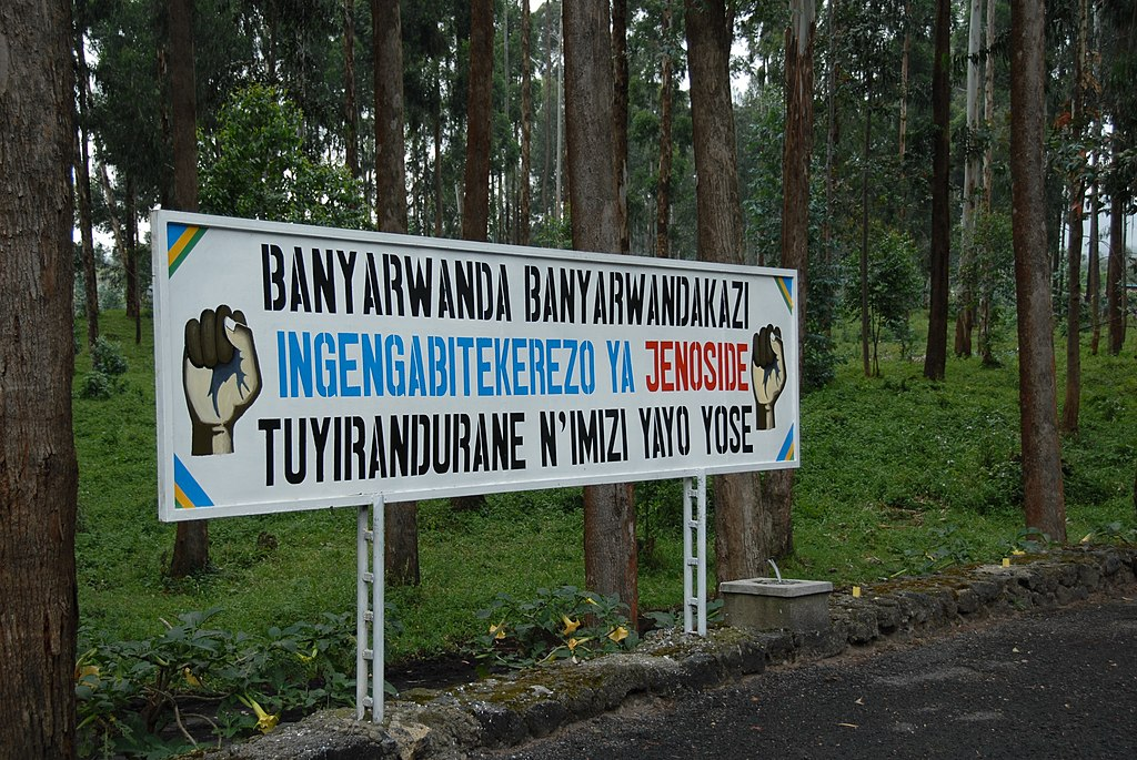 Rwandans are victims of genocide sign.jpg
