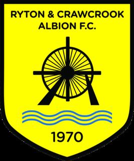 Ryton & Crawcrook Albion F.C. Association football club in England