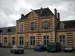 Sées - Train station - 1.JPG