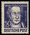 SBZ 1949 237 Johann Wolfgang von Goethe.jpg