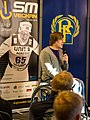 SM-veckan 2013 presskonferens 10 Christian Hedberg (Rullstolsinnebandy) 1.jpg
