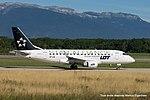 """SP-LDK Embraer ERJ 170LR E170 """"StarAlliance"""" - LOT (21239741295).jpg"""