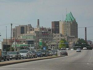 Grand Boulevard (St. Louis) - Image: STL Tiffany Neighborhood 01