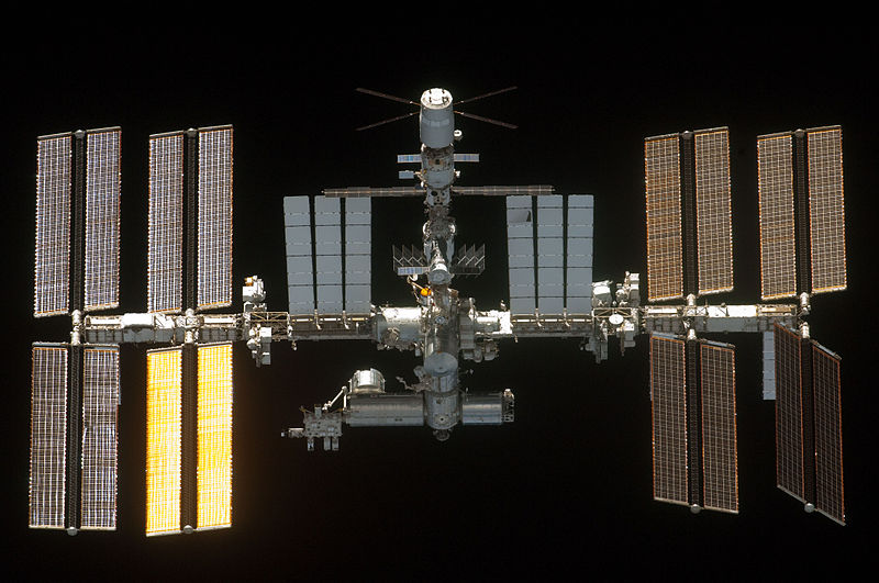 File:STS-134 International Space Station after undocking 1.jpg