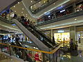 SZ KK Mall Shenzhen interior escalators n Fula April 2016 DSC.JPG