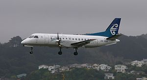 Saab 340 (Air New Zealand Link) Wellington (22).jpg