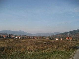 Saborsko Municipality and Settlement in Continental Croatia, Croatia