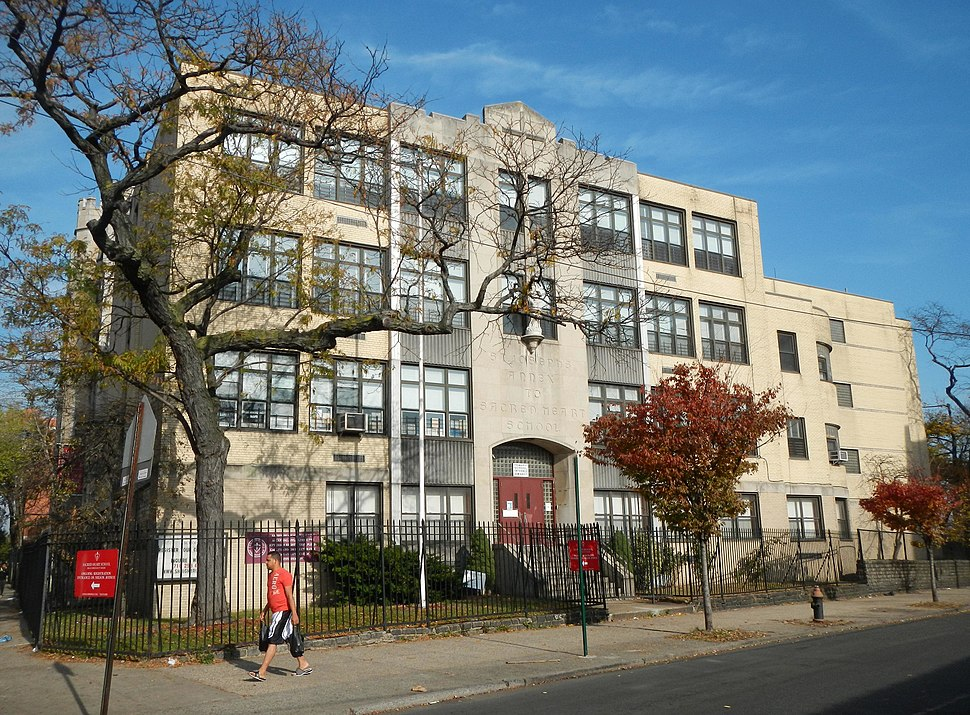 Sacred Heart School Nelson Av 168 jeh