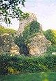 Saffron Walden - Walden Castle ruins - geograph.org.uk - 273709.jpg