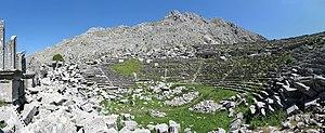 Sagalassos - Theatre