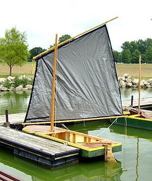 Sailing barge docked.jpg