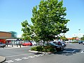 Sainsburys car park, Weston-Super-Mare - geograph.org.uk - 1403514.jpg