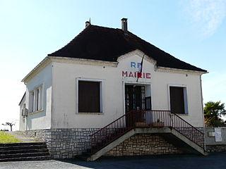 Saint-Barthélemy-de-Bellegarde Commune in Nouvelle-Aquitaine, France