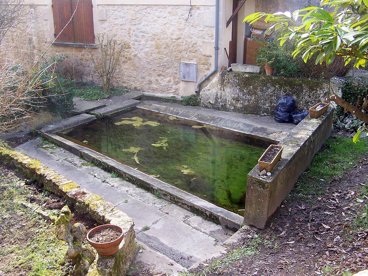 Fichier saint pierre d 39 aurillac lavoir jpg wikip dia for Garage peugeot franqueville saint pierre