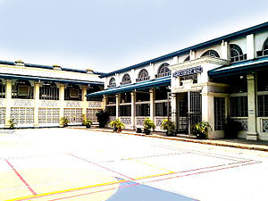 Adamson University - Saint Vincent Hall