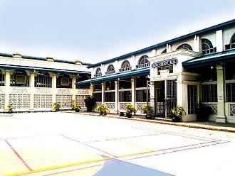 Adamson University - Saint Vincent Hall